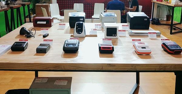 汉印手机打印机之热敏打印机