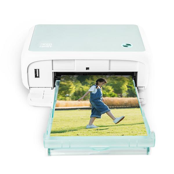 小型彩色照片打印机