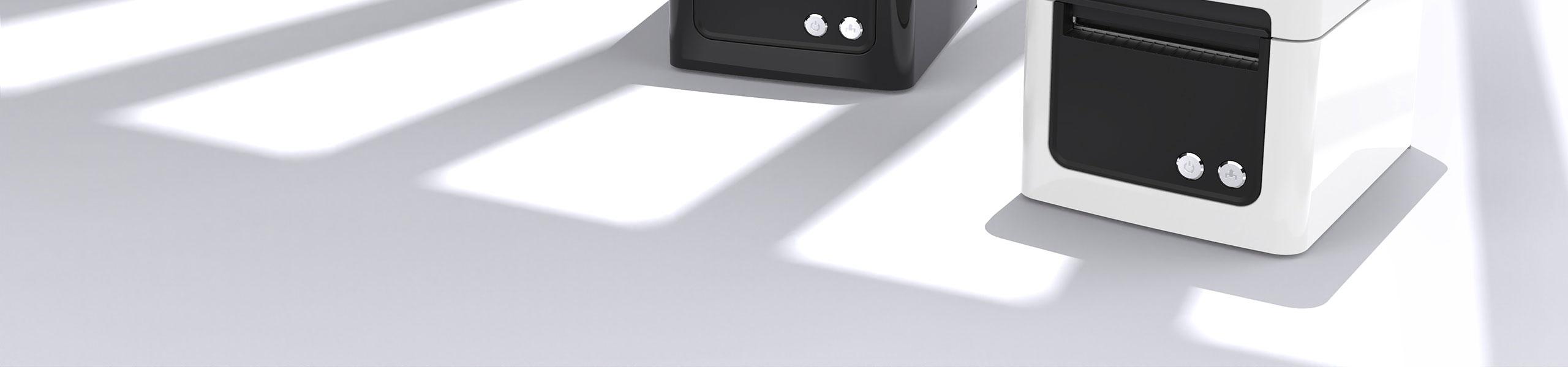 TP809热敏票据打印机,黑白两色可选  第3张