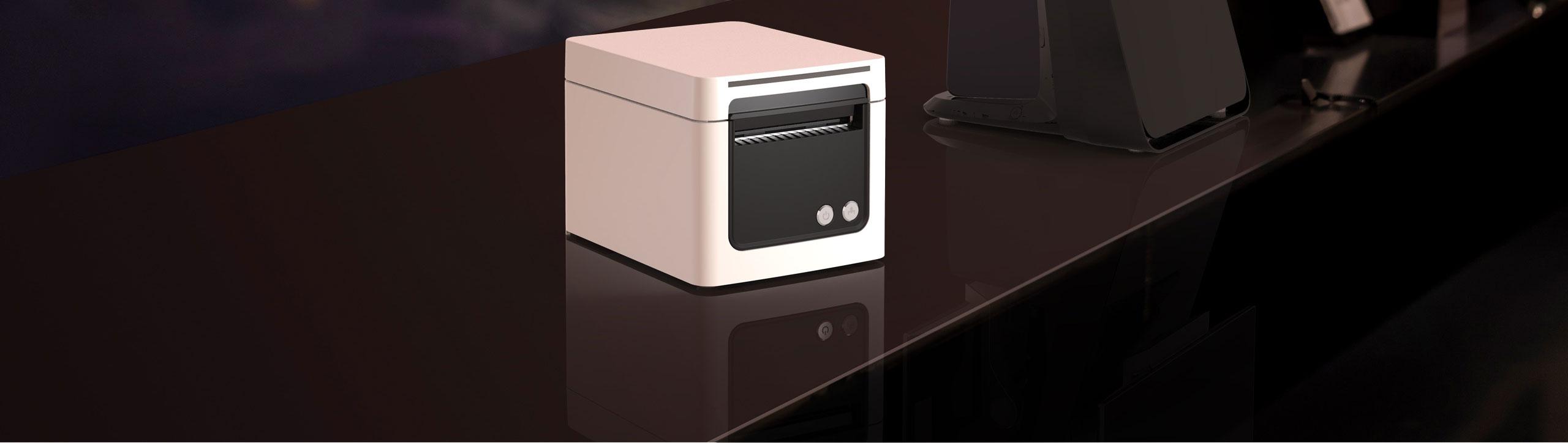 TP809热敏票据打印机,黑白两色可选  第6张