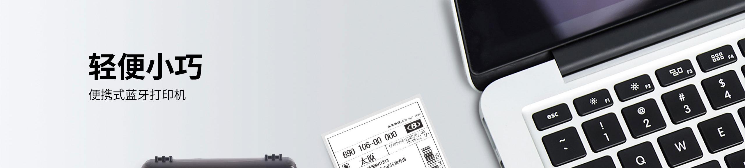 汉印HM-A300便捷式蓝牙打印机  第5张